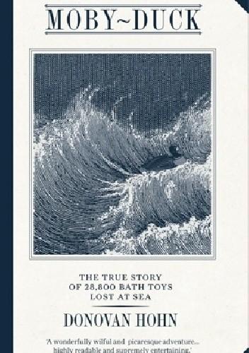 Okładka książki Moby-Duck
