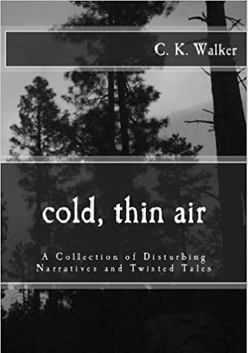 Okładka książki Cold, thin air