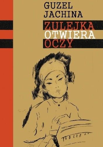 Okładka książki Zulejka otwiera oczy