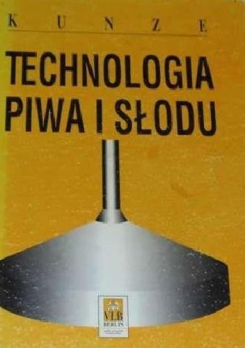 Okładka książki Technologia piwa i słodu