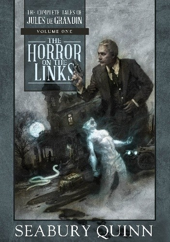Okładka książki The Horror on the Links