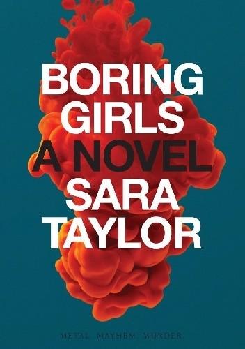 Okładka książki Boring Girls