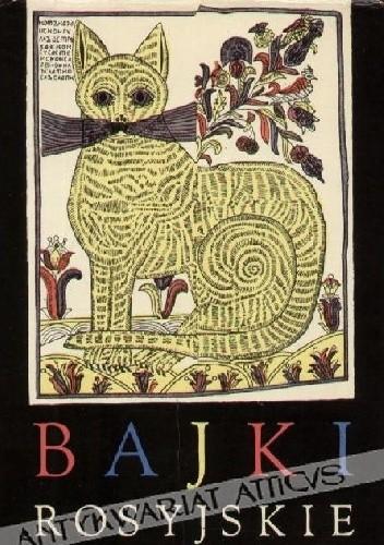 Okładka książki Bajki rosyjskie
