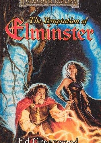 Okładka książki The Temptation of Elminster