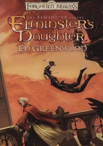 Okładka książki Elminster's Daughter