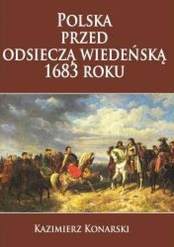Okładka książki Polska przed odsieczą wiedeńską r. 1683