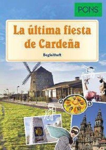 Okładka książki La última fiesta de Cardeña