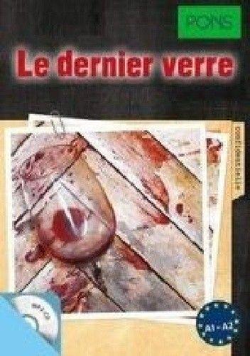 Okładka książki Le dernier verre