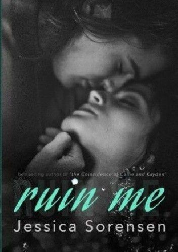 Okładka książki Ruin Me
