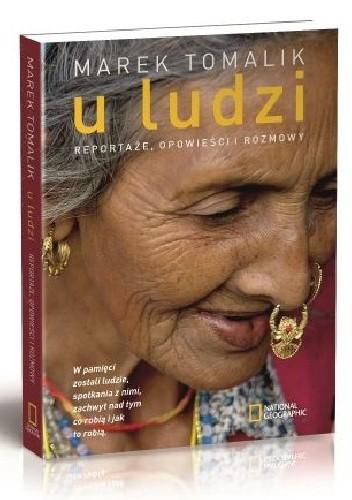 Okładka książki U ludzi. Reportaże, opowieści i rozmowy