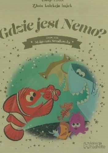 Okładka książki Gdzie jest Nemo?