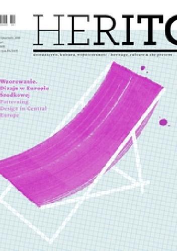 Okładka książki HERITO nr24