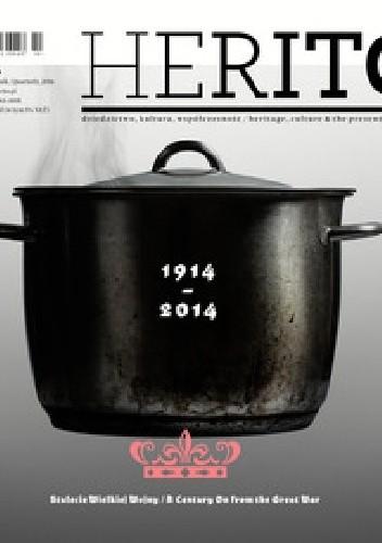 Okładka książki HERITO nr 16