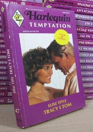 Okładka książki Tracy i Tom