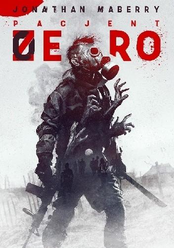 Okładka książki Pacjent zero