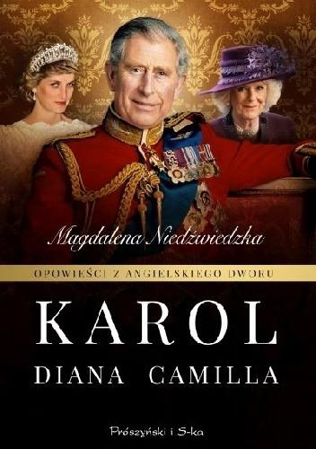 Okładka książki Opowieści z angielskiego dworu. Karol