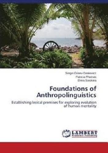 Okładka książki Foundations of Anthropolinguistics