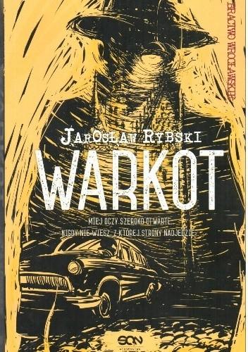 Okładka książki Warkot