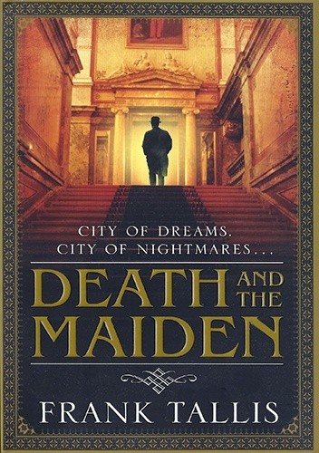 Okładka książki Death and the Maiden