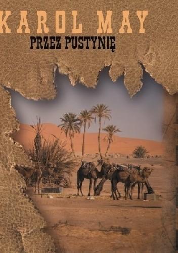Okładka książki Przez pustynię
