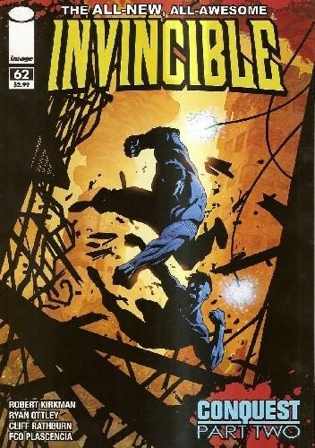Okładka książki Invincible #62