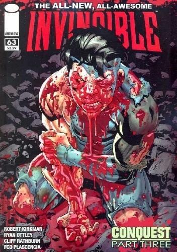 Okładka książki Invincible #63