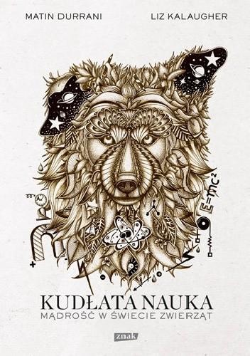 Okładka książki Kudłata nauka. Mądrość w świecie zwierząt