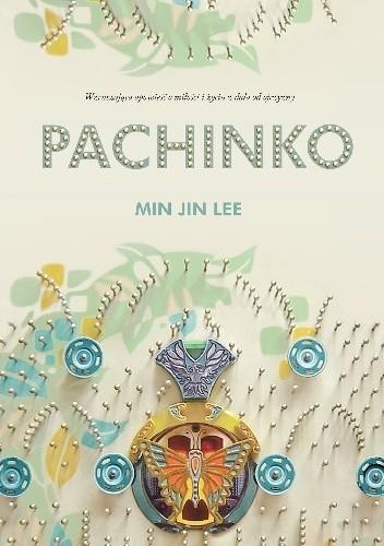 Okładka książki Pachinko