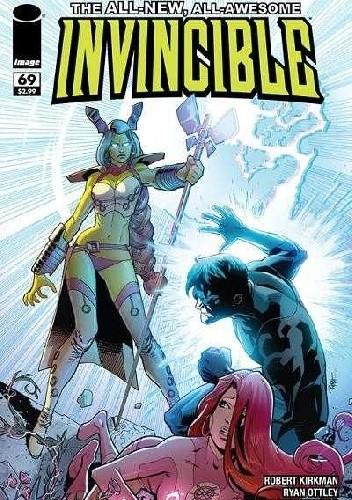 Okładka książki Invincible #69