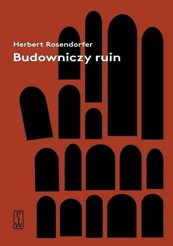 Okładka książki Budowniczy ruin