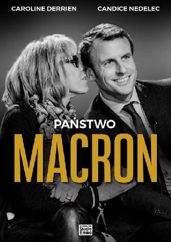 Okładka książki Państwo Macron
