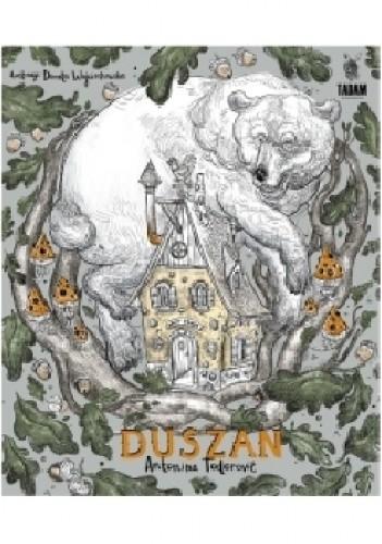 Okładka książki Duszan