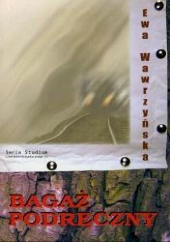 Okładka książki Bagaż podręczny
