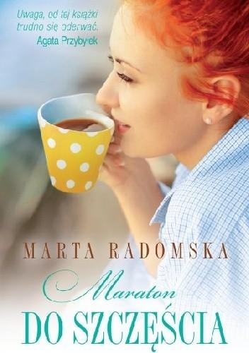 Okładka książki Maraton do szczęścia