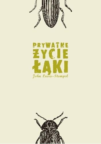 Okładka książki Prywatne życie łąki