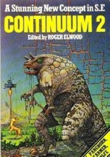 Okładka książki Continuum 2