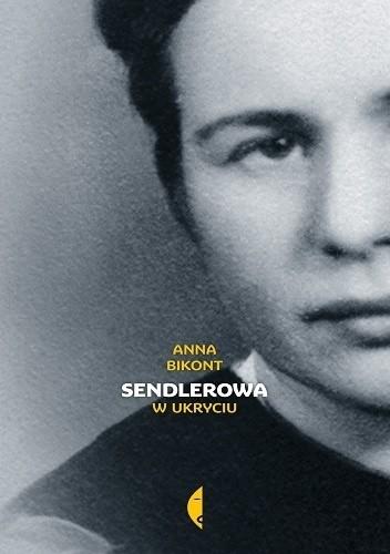 Okładka książki Sendlerowa. W ukryciu
