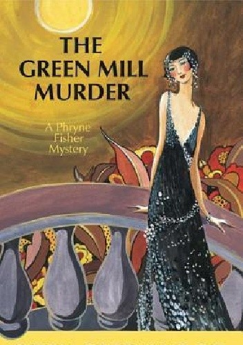 Okładka książki The Green Mill Murder