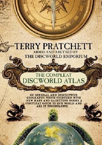 Okładka książki The Compleat Discworld Atlas