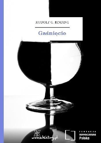 Okładka książki Gaśnięcie