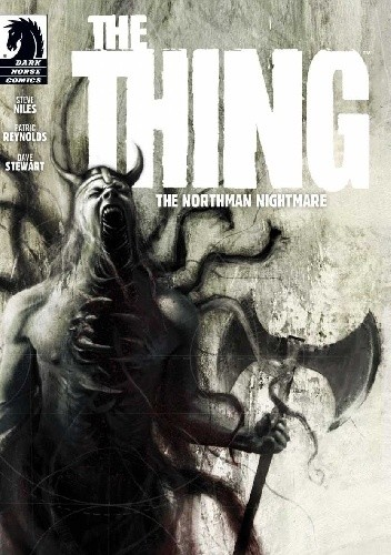 Okładka książki The Thing: The Northman Nightmare #1