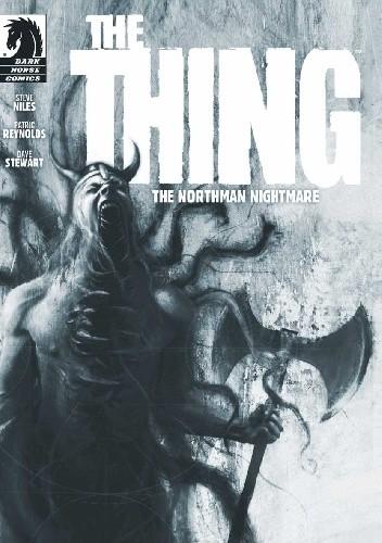 Okładka książki The Thing: The Northman Nightmare #3