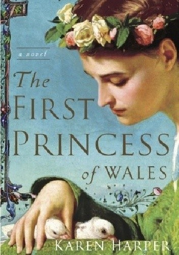 Okładka książki The First Princess of Wales