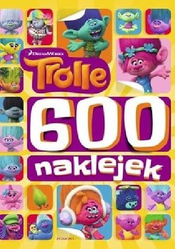 Okładka książki Trolle. 600 naklejek