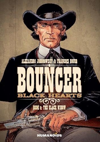 Okładka książki Bouncer #6: The Black Widow