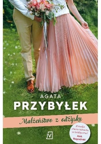Okładka książki Małżeństwo z odzysku