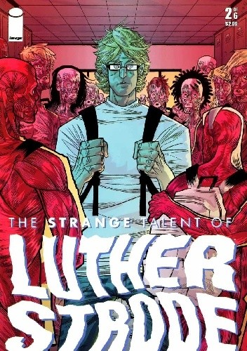 Okładka książki The Strange Talent of Luther Strode #2