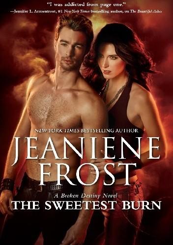 Okładka książki The Sweetest Burn