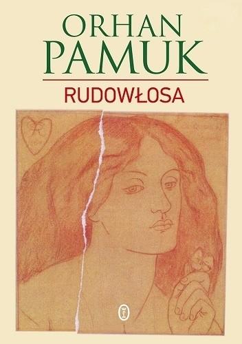 Okładka książki Rudowłosa