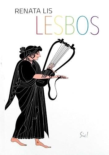 Okładka książki Lesbos